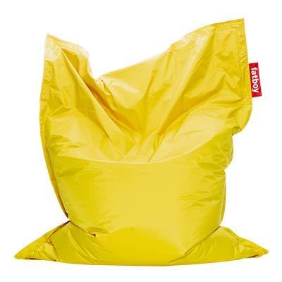 Fatboy Sitzsack, Nylon, gelb, 60 x 60 x 110 cm