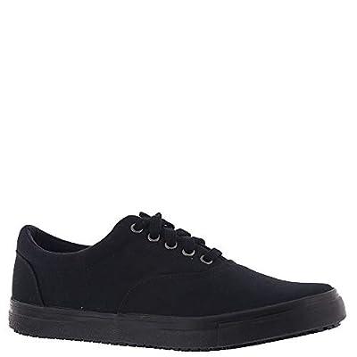 Skechers Work Relaxed Fit Sudler SR Slip Resistant Womens Sneakers Black 8