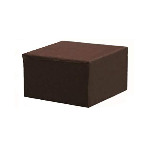 Multifuncional 100x100x85cm, Práctico, Resistente, Impermeable Cubierta Protectora De Muebles Al Exterior, Funda para Muebles De Jardín, para Mesas Y Sillas Al Aire Libre Oxford