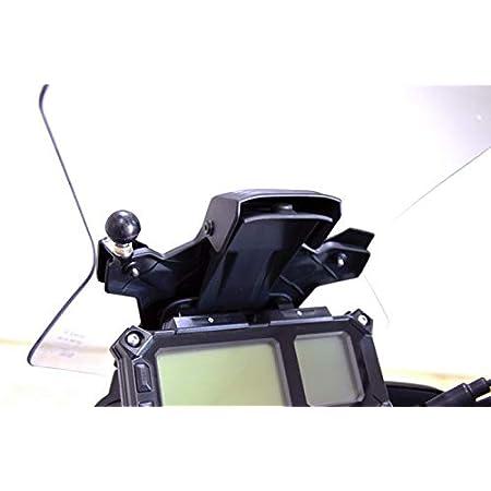 Gps Halterung Mit Ram Mount Kugel Für Yamaha Tracer 900 Gt 18 19 Auto
