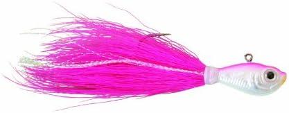 Spro SBTJP-1 2 Prime Bucktail Jig Max 50% store OFF Pink 1 2-Ounce