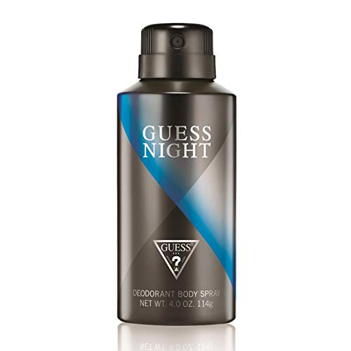 Guess Guess Night By Guess for Men - 5 Oz Deodorant Body Spray, 5 Oz