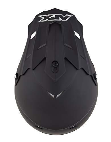 AFX Flat Helmet For Bigger Heads
