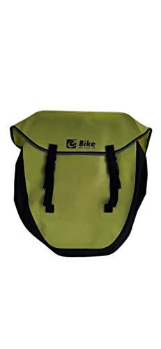 EBike K31829 Sporttasche für Fahrrad, Radfahrer, Gelb, 48 x 41 x 13 cm