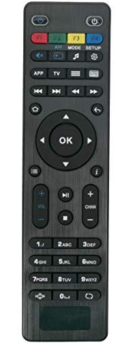 ALLIMITY 254W1 254W2 Control Remoto reemplazado Apto para mag 254 256 322 349 351 W1 W2 IPTV Set Top Box