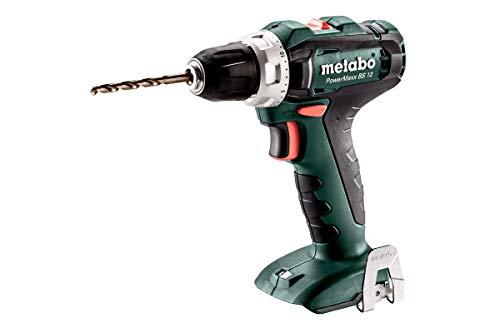 Metabo 601036890 PowerMaxx 12V BS12 Drill Driver (Body Only)