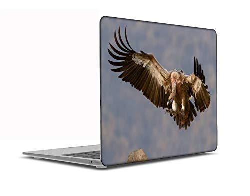 Congsansuo Cut Out Design Plastic Pattern Ultra Slim Light Hard Shell Case Cover Compatible MacBook Pro 13 inch Retina Display No CD-ROM Model:A1425/A1502,Feather Series 0790