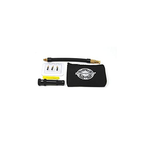 Dynaplug Micro Pro vélo tubeless kit de réparation toutes les couleurs