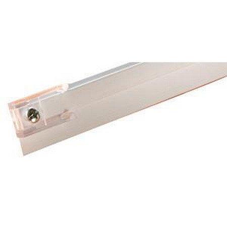 RV Designer A202 RV Trailer Camper Glide Curtain Track 45 White Wall