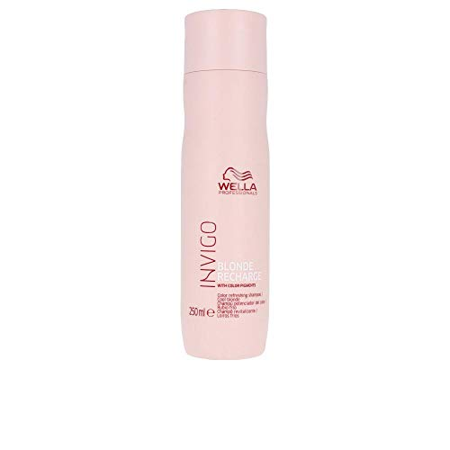 Wella Color Recharge Cool Blond Shampoo 250 Ml - 250 ml