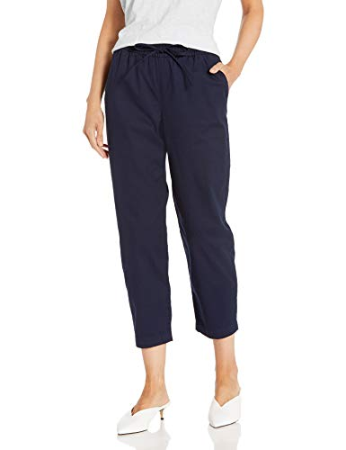 J.Crew Mercantile Damen Rack Slash Pocket Pull on Jogger Freizeithosen, Navy, XX-Large