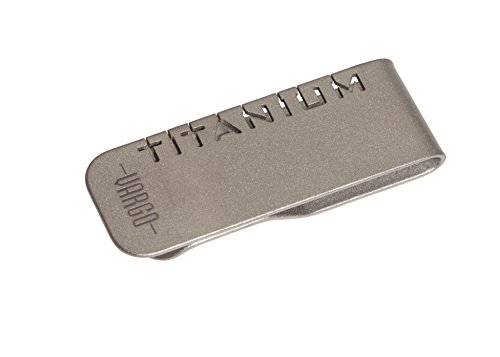 Vargo Titanio Money Clip