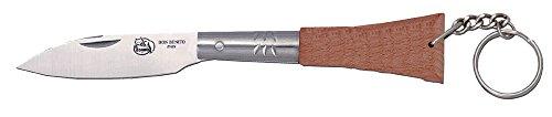 Imex El Zorro 51617 – Couteau, Couleur Marron, 4 cm