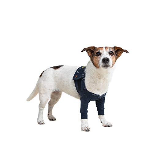 MPS Medical Pet Shirt, Doppelte vordere Beinmanschette für Hunde, XXXS