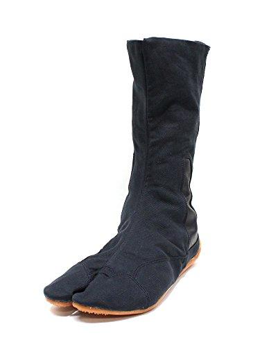 [竹匠] 12型 ファスナー地下足袋 縫付 TZ-126 濃紺(27.0)