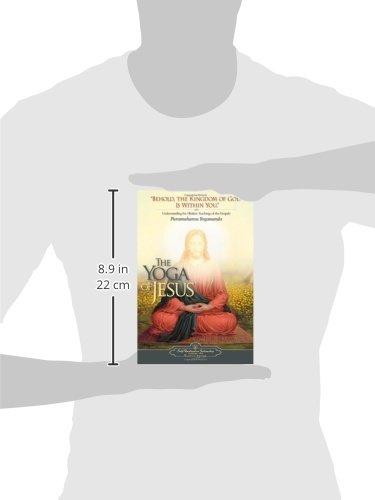 Yoga of Jesus: Understanding the Hidden Teachings of the Gospels (ENGLISH LANGUAGE)