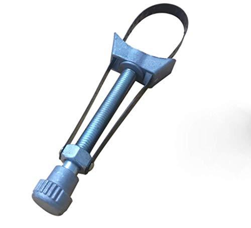 Preisvergleich Produktbild Hycy 1 Stück Auto Auto Ölfilter Removal Tool Strap Schraubenschlüssel Durchmesser Einstellbare 60Mm Bis 120Mm Top-Qualität