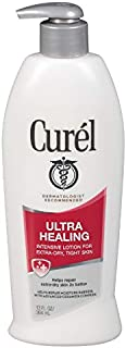 Curél Ultra Healing Intensive Lotion for Extra-Dry, Tight Skin, 13 Ounces