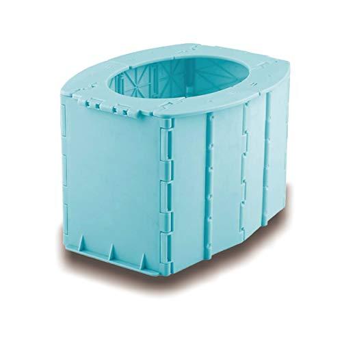 D・STONE 仮設 簡易 携帯 防災 トイレ 折りたたみ 子ども 嘔吐 グッズ セット (水色)