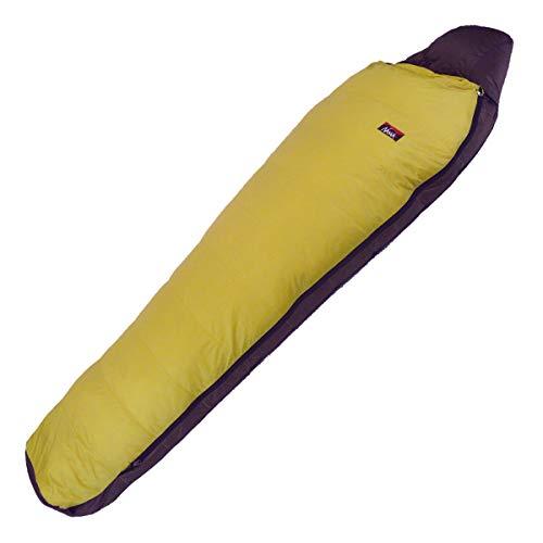 NANGA(ナンガ) 寝袋 アウトレット訳ありダウンシュラフ450レギュラー 下限温度-8度 コヨーテ 左ジッパー