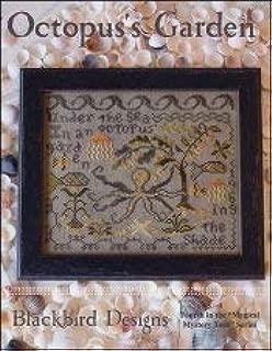 Octopus's Garden Cross Stitch Chart
