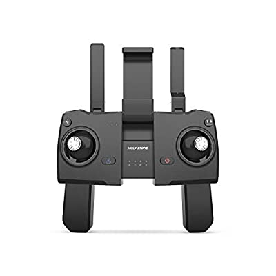 Holy Stone Remote Controller for HS110G Drone and HS100 2K Drone, Color Black
