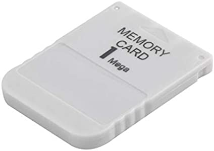 PS1 Memory Card Mega Memory Card For Playstation One PS1 PSX Game Usef...