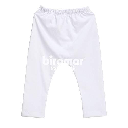Calça Saruel para Bebê e Kids Malha G - Branco, Biramar Baby, Branco