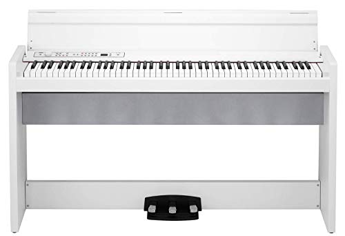 Korg LP-380 Digital Home Piano - White