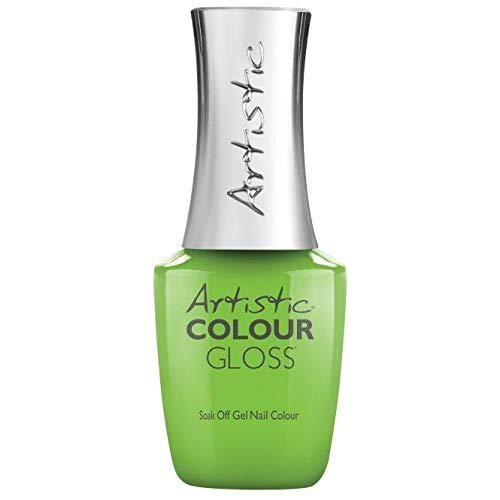 Artistic Colour Gloss Sofly 2019 - Gel de uñas (15 ml), color brillante