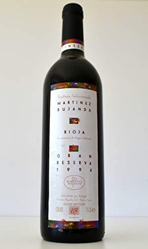 Vino Martinez Bujanda Gran Reserva 1994