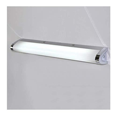 Espejo de luz frontal Espejo LED Faros delanteros-lámpara de baño Lámpara de maquillaje Lámpara de espejo minimalista moderna Guzhen Accesorio de iluminación Ingeniería Hotel Tubo fluorescente [Clase