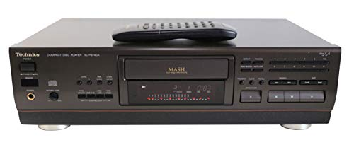 Technics SL-PS 740 A Class AA CD Spieler in schwarz