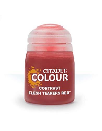 29-13 シタデルカラー CONTRAST: FLESH TEARERS RED (18ML)