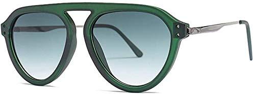 ZYIZEE Gafas de Sol Gafas de Sol ovaladas para Mujer Gafas de Sol para Hombre Gafas Redondas Gafas de Sol Vintage Uv400-C07