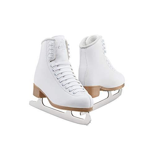 Jackson Classic 200 Womens/Girls Figure Ice Skates/JUST LAUNCHED NOV 2020, Medium Width, Children