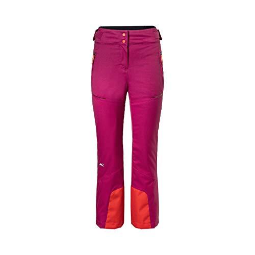 KJUS Girls Carpa Pants Lila, Kinder Hose, Größe 164 - Farbe Purple Berry