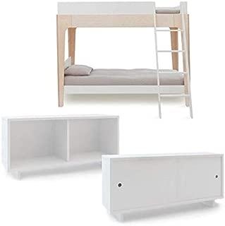 Oeuf Perch Twin Bunk Bed Bundle