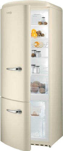 Gorenje RK60319OC-L Independiente 284L A++ Crema de color ne