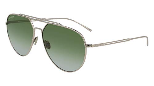 Lacoste Suns Model L219SPC Color Light Gold Frame grootte 60 mm BRIDGE grootte 14 mm
