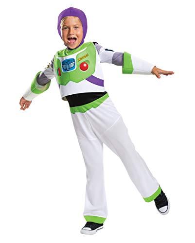 Horror-Shop Toy Store Buzz Lightyear Kostüm für Kinder XS