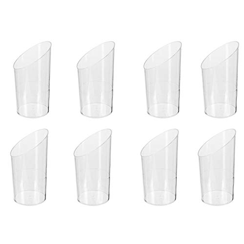 FIVE Simply Smart - Lot de 8 Verrines Plastique\