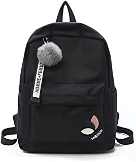 Bizanne Fashion Medium Size Fashion Backpack for Girls | Best Gifts for Girls | College Bag for Girls | Stylish Backpack f...