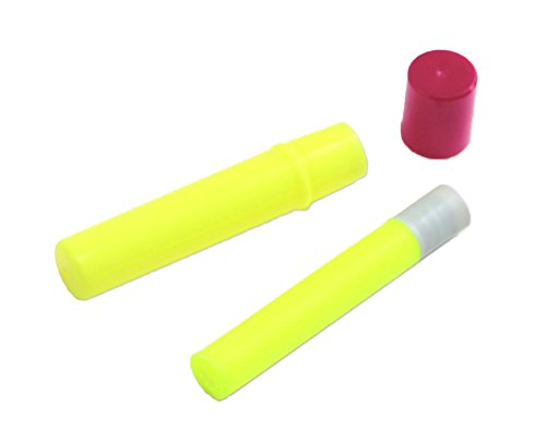 Sewline Water-Soluble Fabric Glue Pen Refill 2/Pkg-Yellow
