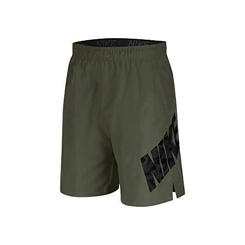 Desconocido M Nk FLX Stride Short 7in 2in1 Pantalones Cortos de Deporte Hombre