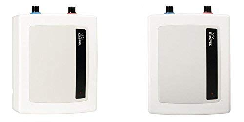 Kospel EPO2-3 AMICUS natychmiastowa woda, 5 kW 230 V natychmiastowy elektryczny grzejnik zlewozmywakowy [klasa energetyczna A]