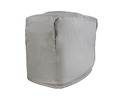 attwood 10544 Marine Boat Cotton Canvas Hood for Outboard Motors 115-225HP from Attwood
