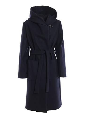 Fay Luxury Fashion Damen NAW54393570RCPU807 Blau Polyamid Mantel   Herbst Winter 19