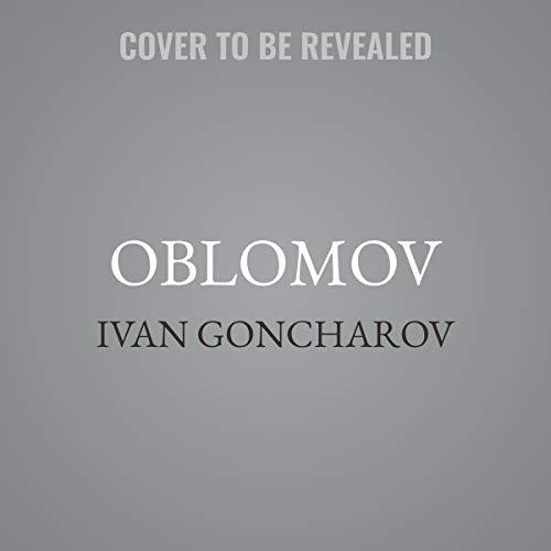 Oblomov audiobook cover art