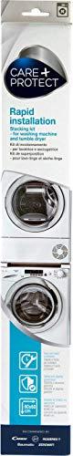 Colonna di lavatrice e asciugatrice